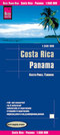 Reise Know-How Landkarte Costa Rica, Panama (1:550.000)