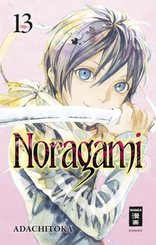 Noragami - Bd.13