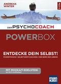 Der Psychocoach: Power-Box, 3 Audio-CDs + DVD