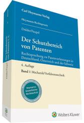 Der Schutzbereich von Patenten: Mechanik/Verfahrenstechnik; 1