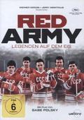 Red Army - Legenden auf dem Eis, 1 DVD