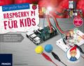 Die große Baubox Raspberry Pi für Kids, m. CD-ROM und Bauteilen
