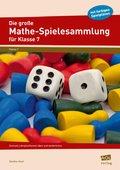 Die große Mathe-Spielesammlung für Klasse 7