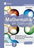 Mathematik an Stationen, Klasse 7 Gymnasium