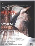 Feine Hilfen: System Pferd - Sind Leitlinien in der Ausbildung sinnvoll?; Nr.13/2015