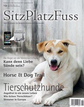 Sitz-Platz-Fuss; Tierschutzhunde; Nr.19/2015