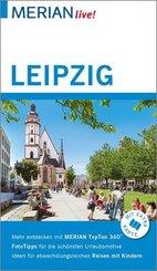 MERIAN live! Reiseführer Leipzig
