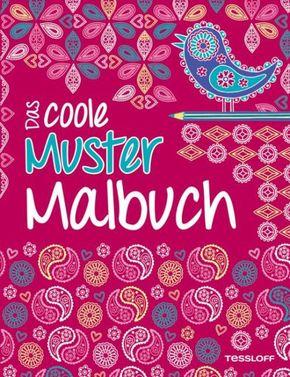 Das coole Muster-Malbuch