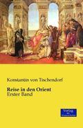 Reise in den Orient - Bd.1