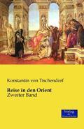 Reise in den Orient - Bd.2