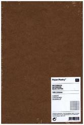 Notizbuch A5 Kraftpapier-Umschlag, kariert