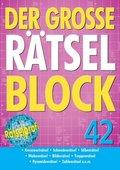 Der große Rätselblock - Bd.42