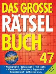 Das große Rätselbuch - Bd.47