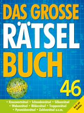 Das große Rätselbuch - Bd.46