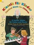 Klassik für Kinder, Violine und Klavier
