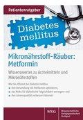 Mikronährstoff-Räuber: Metformin