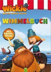 Wickie und die starken Männer, Wimmelbuch
