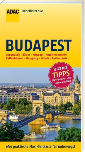 ADAC Reiseführer plus Budapest