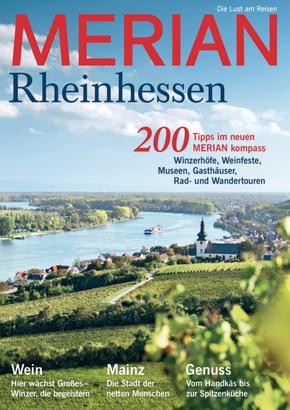 Merian Reisemagazin - Rheinhessen (Heft)