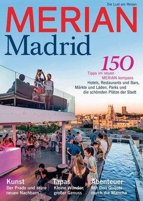 Merian Reisemagazin - Madrid