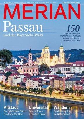 MERIAN Passau und der Bayerische Wald