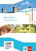 Blue Line. Ausgabe ab 2014: 5. Klasse, Vokabelübungssoftware, CD-ROM; Bd.1