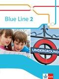 Blue Line. Ausgabe ab 2014: 6. Schuljahr, Schülerbuch; Bd.2
