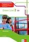 Green Line G9, Ausgabe ab 2015: 6. Klasse, Workbook mit 2 Audio-CDs; Bd.2