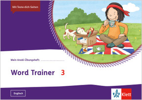 Mein Indianerheft: Word Trainer Klasse 3