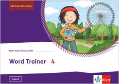 Mein Anoki-Übungsheft - Word Trainer Klasse 4