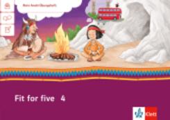 Mein Indianerheft: Mein Anoki-Übungsheft - Fit for five, 4. Klasse