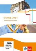 Orange Line. Ausgabe ab 2014: 5. Klasse, Vokabelübungssoftware, CD-ROM; Bd.1