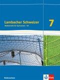 Lambacher-Schweizer, Ausgabe Niedersachsen G9: 7. Schuljahr, Schülerbuch