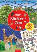 Mein Sticker-Zoo