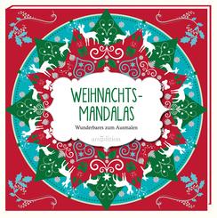 Weihnachts-Mandalas