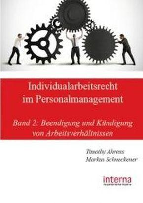 Individualarbeitsrecht im Personalmanagement - Bd.2