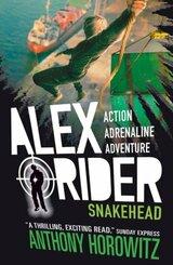 Snakehead, English Edition
