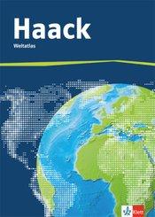 Haack Weltatlas, Allgemeine Ausgabe: Der Haack Weltatlas. Allgemeine Ausgabe Sekundarstufe I und II