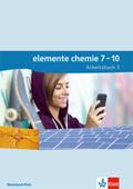 Elemente Chemie, Ausgabe Rheinland-Pfalz 2014: Arbeitsbuch; Bd.3