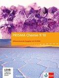Prisma Chemie, Ausgabe Niedersachsen - Differenzierende Ausgabe: 9./10. Schuljahr, Schülerbuch m. CD-ROM