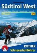 Rother Schneeschuhführer Südtirol West