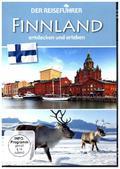Der Reiseführer: Finnland entdecken und erleben, 1 DVD