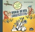 Professor Dur und die Notendetektive - Vivaldi: Die vier Jahreszeiten, Audio-CD