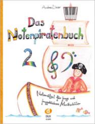 Das Notenpiratenbuch - Bd.2