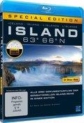 Island 63° 66° N - Gesamtbox, 3 Blu-rays