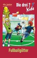 Die drei ???-Kids - Fußballgötter