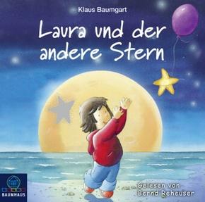 Laura und der andere Stern, Audio-CD