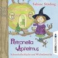 Petronella Apfelmus - Schneeballschlacht und Wichtelstreiche, 2 Audio-CDs