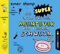 Die super unglaublichen Abenteuer vom kleinen Schwein, Audio-CD - Tl.2