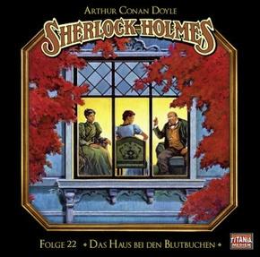 Sherlock Holmes - Das Haus bei den Blutbuchen, Audio-CD